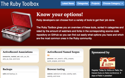 the-ruby-toolbox